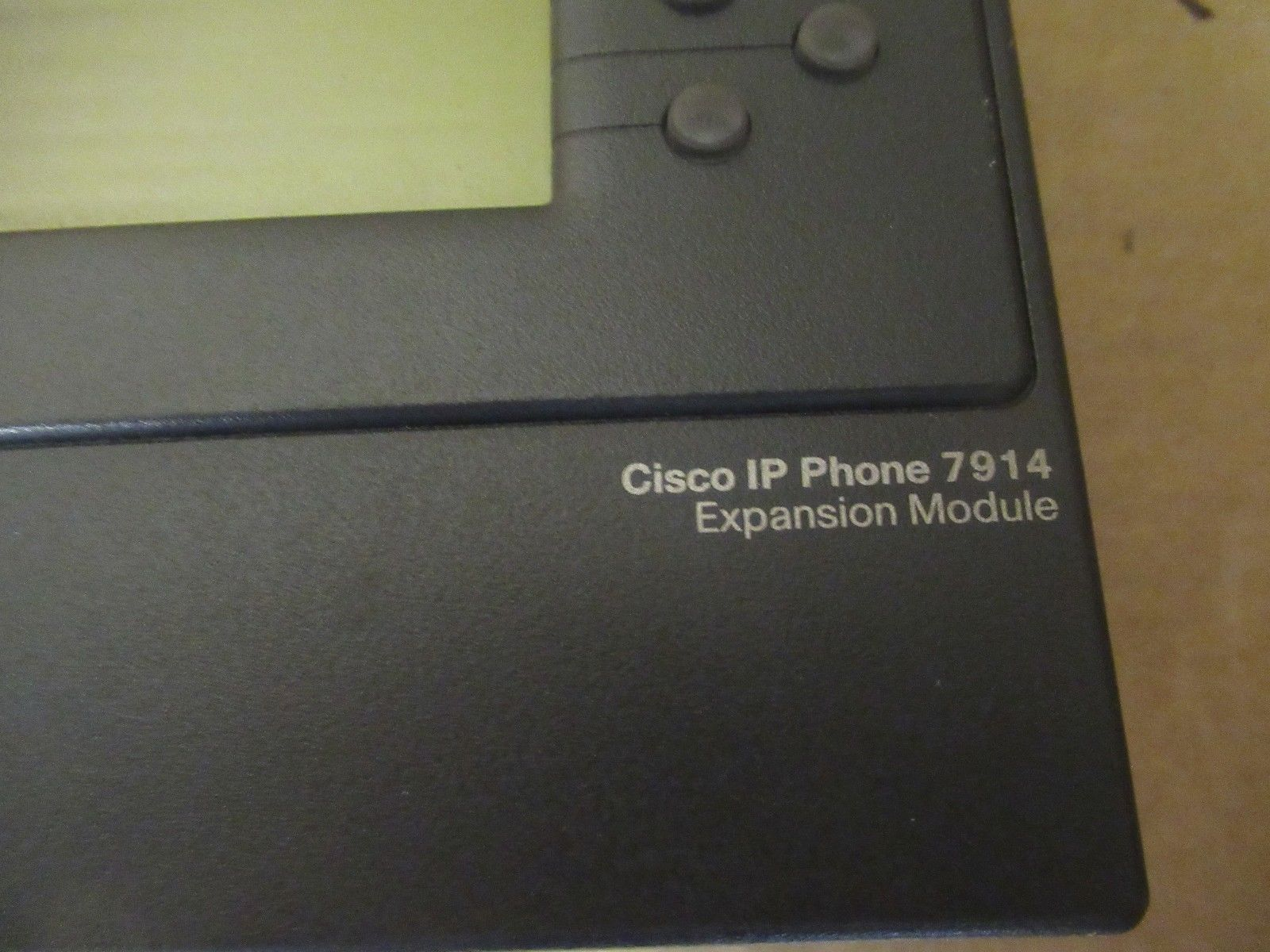 Cisco CP-7961G Unified IP VoIP Business Phone Handset